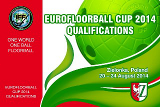Logo EuroFloorball Cup 2014 Qualifications