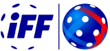 Logo 12th Men´s World Floorball Championship 2018